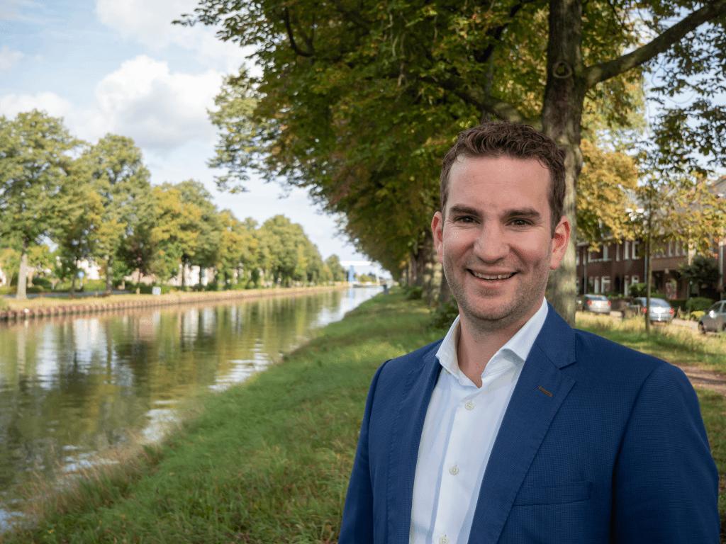Martijn van den Heuvel lijsttrekker van Weert Lokaal